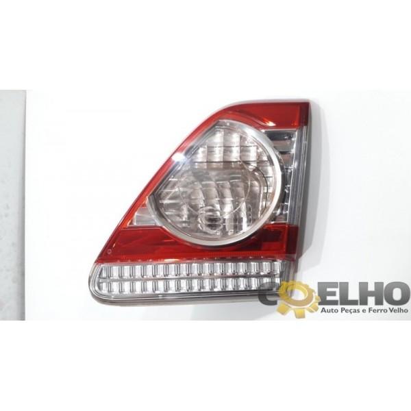 Lanterna Traseira Corolla 2012 A 2014 Tampa Direito Original